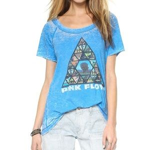 Blue Chaser Pink Floyd Tank Top